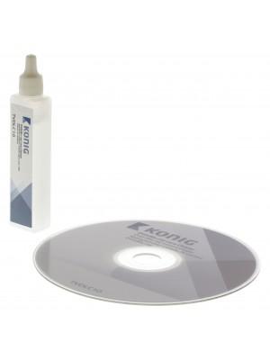 Konig DVD & Blu-ray Lens Reiniger Schijf 20 ml