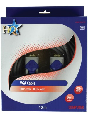 HQ Products VGA 10m