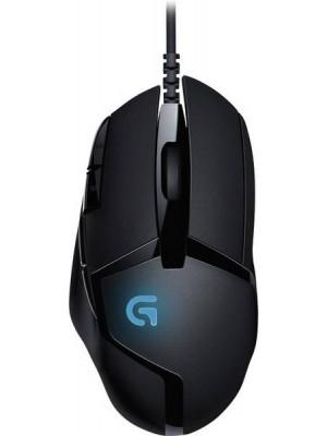 Logitech Gaming G402 Hyperion Fury USB game-muis Optisch Zwart