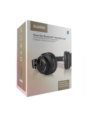 Hoofdtelefoon Over-Ear Bluetooth 1.20 m Zwart