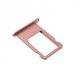 Key Set incl. SIM Card Tray - Rose Gold, for model iPhone 6S Plus