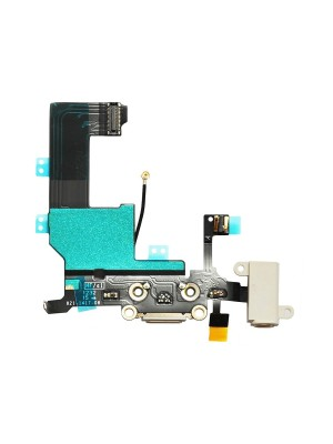 Charger connector incl microfoon voor model iPhone 5