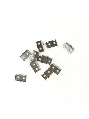 Brackets Metal, for model iPhone 5S/SE
