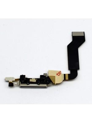 Dock connector incl microfoon voor  model iPhone  4S