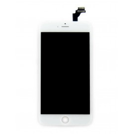 LCD Touchscreen Complete incl. small parts - White, (Refurbished), for model iPhone 6S Plus